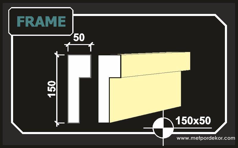 frame söve 15cm x 5cm