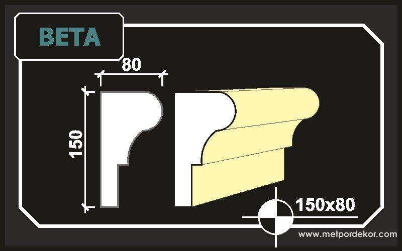 Beta Söve 15 cm x 8 cm