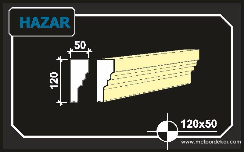 hazar denizlik söve modeli 12cm x 5cm