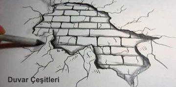 Duvar Çeşitleri Nelerdir?
