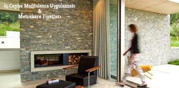 İç Cephe Mantolama, Strafor Duvar Paneli m2 Fiyatları