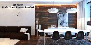 Ahşap Görünümlü Strafor Duvar Kaplama Panelleri | Trendwall