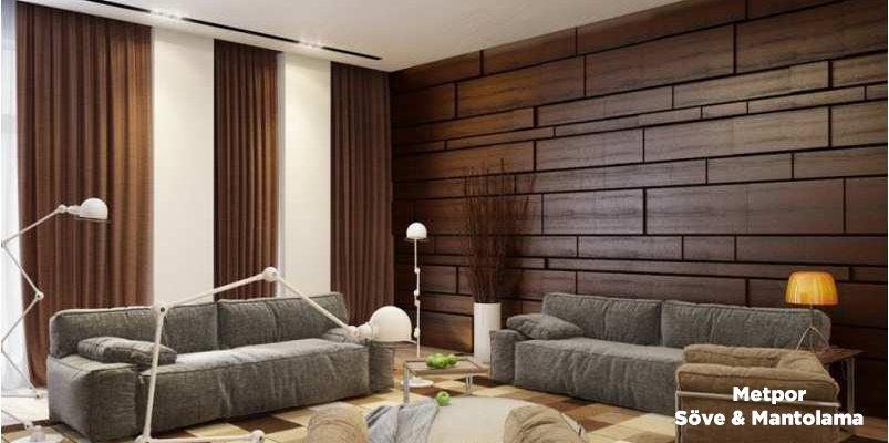 Duvar Taşı Dekorasyon Modelleri