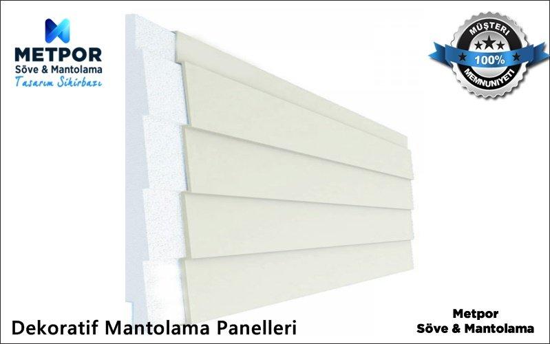 3 cm İzolasyon, Yalıtım Levhası, Mantolama Paneli 3cm