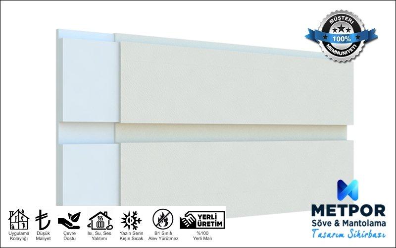 5 cm Mantolama Plakaları, 5 cm Isı Yalıtım Panelleri