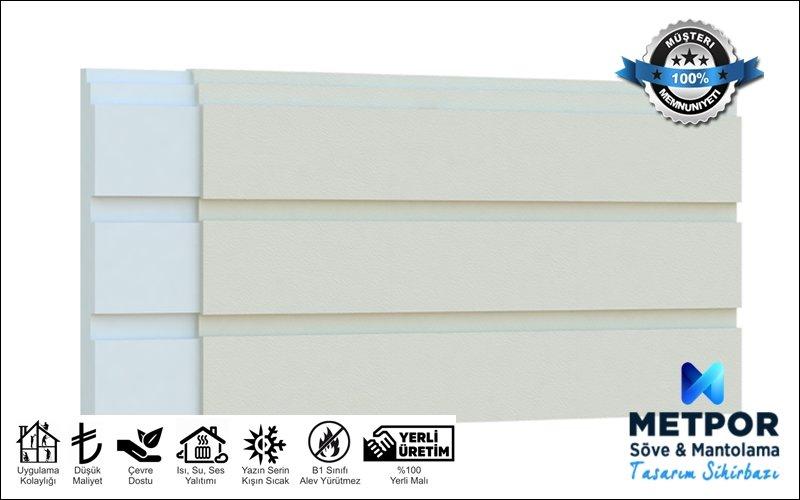 Isı Yalıtım Levhası 4 cm, Mantolama Panelleri 4cm
